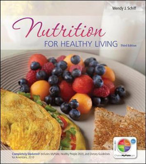 Cover of Nutrition For Healthy Living