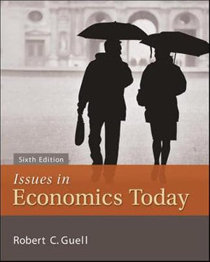 Cover of Issues in Economics Today
