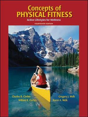 Cover of Concepts of Physical Fitness