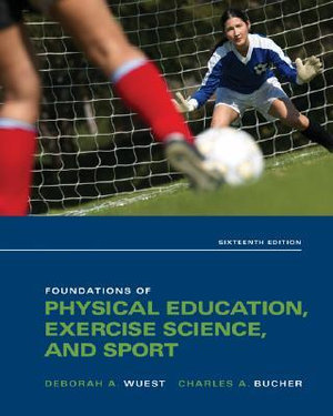 Cover of Foundations of Physical Education, Exercise Science, and Sport