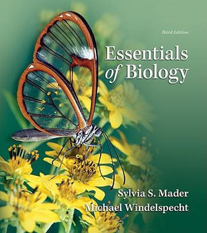 Cover of Essentials of Biology