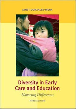 Cover of Diversity in early care and education