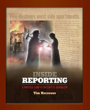 Cover of Inside Reporting