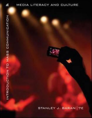 Cover of Introduction to Mass Communication: Media Literacy and Culture