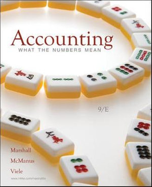 Cover of Accounting: What the Numbers Mean