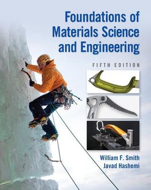 Cover of Foundations of materials science and engineering