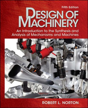 Cover of Design of Machinery
