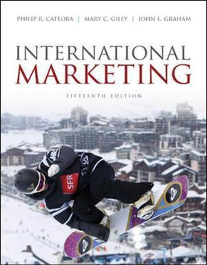Cover of International Marketing