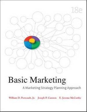 Cover of BASIC MARKETING