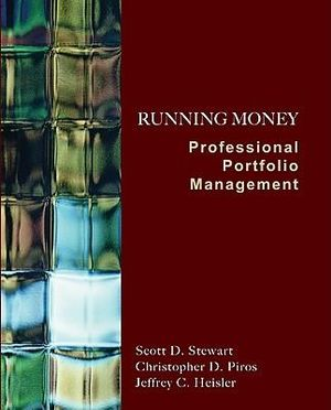 Cover of Running Money: Professional Portfolio Management