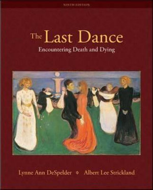Cover of The Last Dance: Encountering Death and Dying