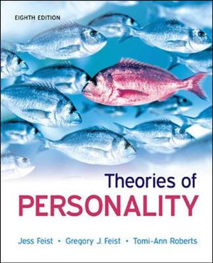 Cover of Theories of Personality
