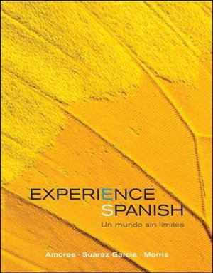 Cover of Experience Spanish