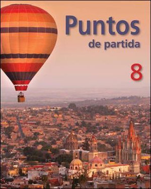 Cover of Puntos de partida: An Invitation to Spanish (Student Edition)