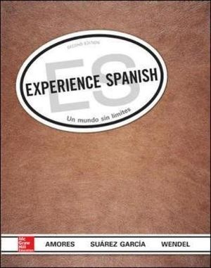 Cover of Experience Spanish (Student Edition)
