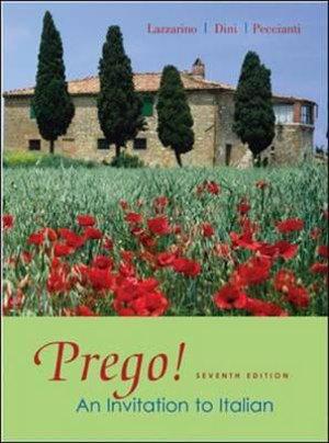 Cover of Prego! An Invitation to Italian