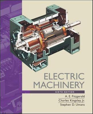 Cover of Electric Machinery