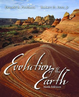Cover of Evolution of the Earth