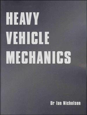 Cover of Heavy Vehicle Mechanics