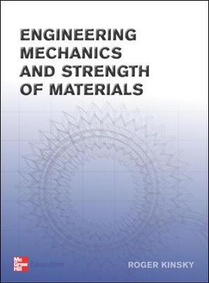 Cover of Engineering Mechanics and Strength of Materials