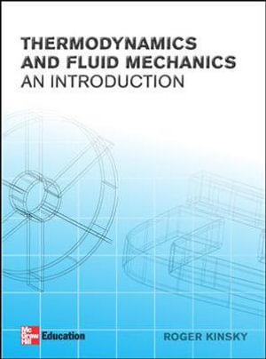 Cover of Thermodynamics and Fluid Mechanics