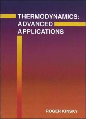 Cover of Thermodynamics