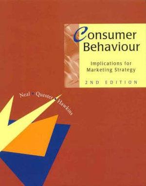 Cover of Consumer Behaviour