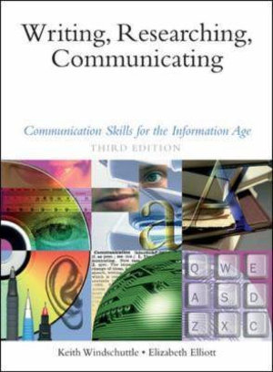 Cover of Writing, Researching, Communicating