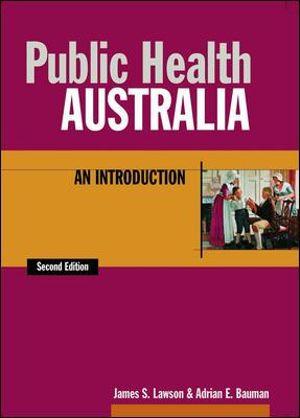 Cover of Public Health Australia