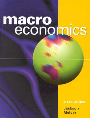 Cover of Macroeconomics