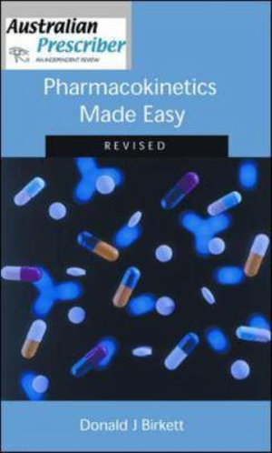 Cover of Pharmacokinetics Made Easy