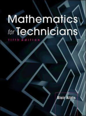 Cover of Mathematics for Technicians