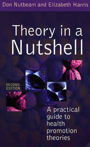 Cover of Theory in a Nutshell