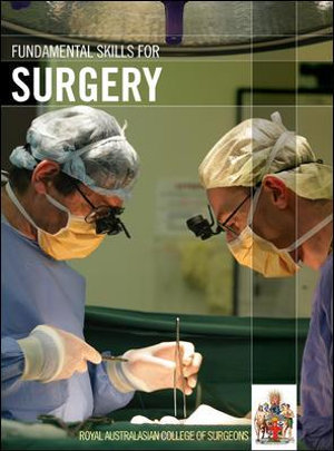 Cover of Fundamental Skills for Surgery
