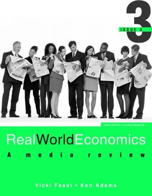 Cover of Real World Economics: A Media Review