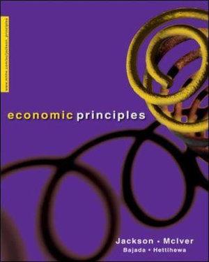Cover of Economic Principles