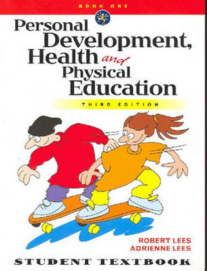 Cover of Personal Development, Health and Physical Education Book 1