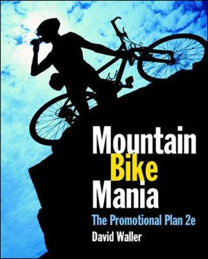 Cover of Mountain Bike Mania