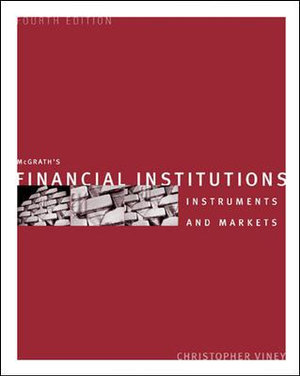 Cover of Financial Institutions