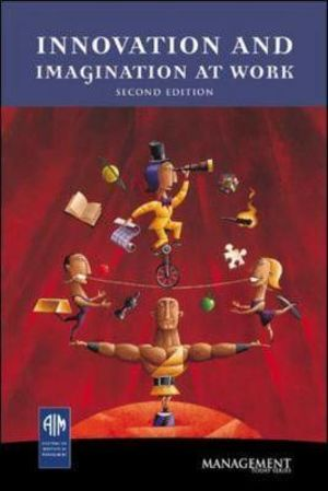 Cover of Innovation and Imagination at Work