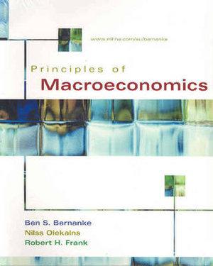 Cover of Principles of Macroeconomics