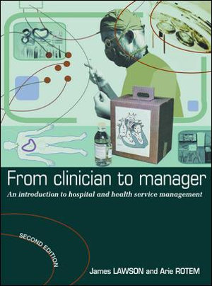 Cover of From Clinician to Manager
