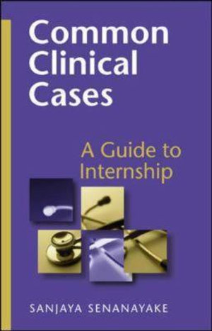 Cover of Common Clinical Cases