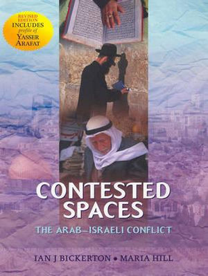 Cover of The Arab-Israeli Conflict