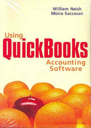 Cover of Using QuickBooks Accounting Software
