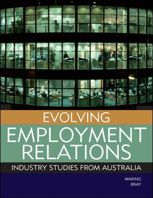 Cover of Evolving Employment Relations
