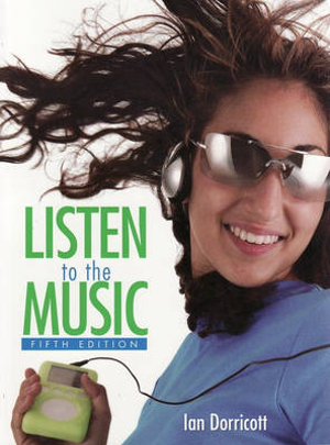 Cover of Listen to the Music