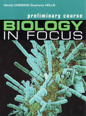 Cover of Biology in Focus Preliminary Course