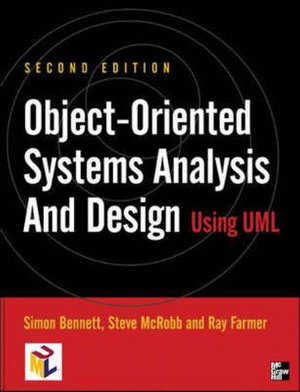 Cover of Object-oriented Systems Analysis and Design Using UML