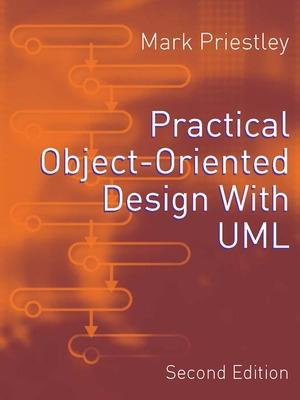 Cover of Practical Object Oriented Design with UML